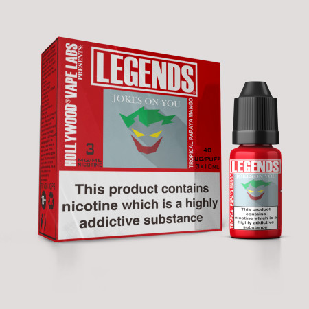 Jokes on You – LEGENDS® TPD - Tropical Papaya Mango