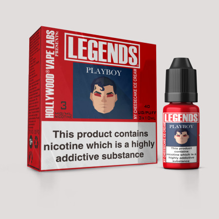 Playboy – LEGENDS® TPD NY Cheesecake Ice Cream