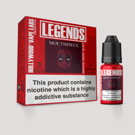 Mouthpiece – LEGENDS® Harvest Berry Blast