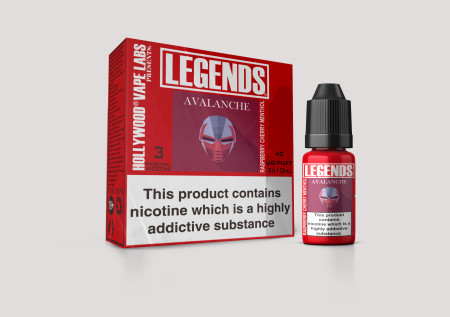 Avalanche - Raspberry and cherry